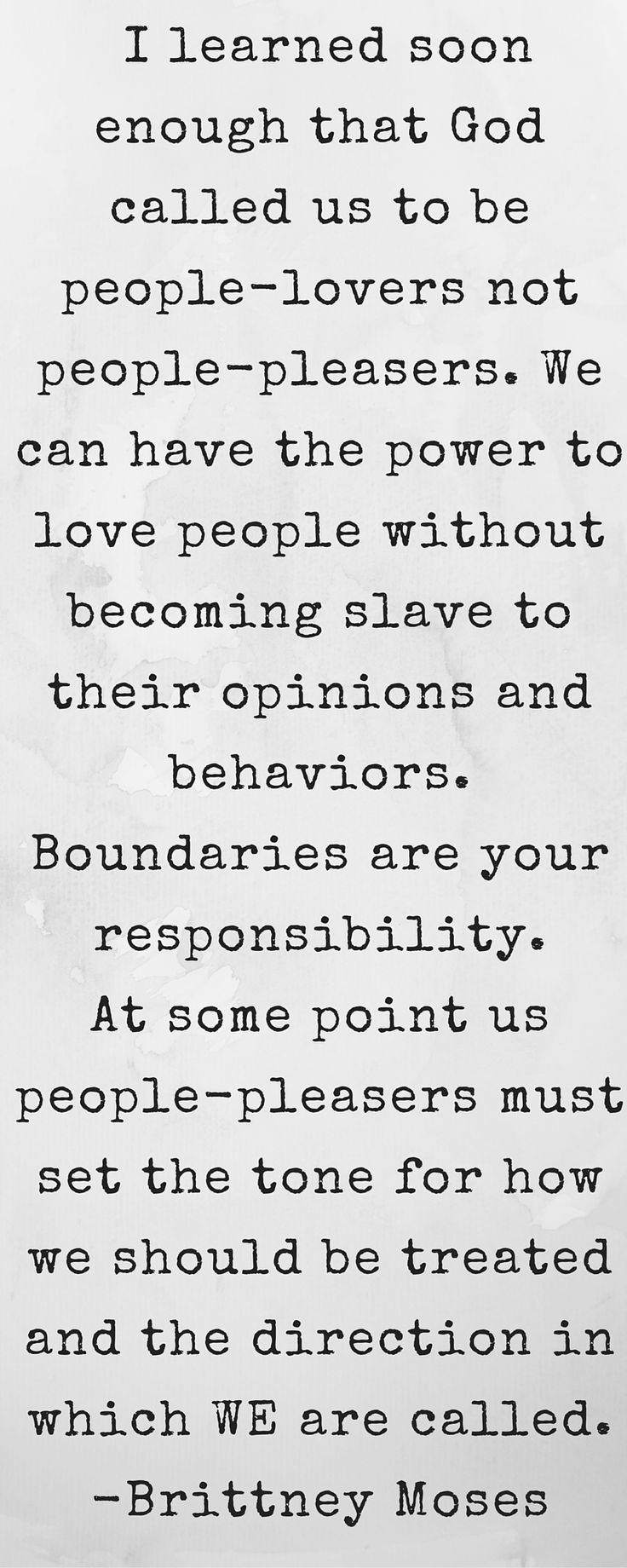 Must Read!: How to Set Healthy Boundaries with Toxic People | Brittney Moses