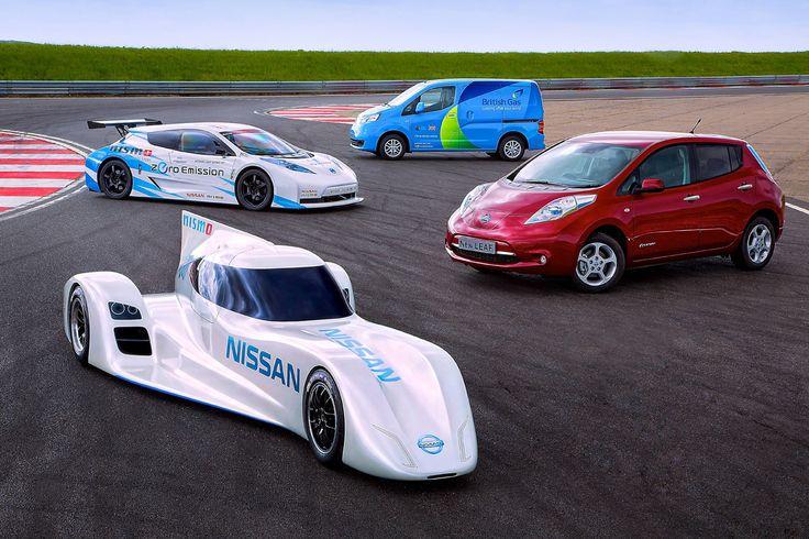 #Nissan #RC  abre las puertas a autos para la ciudad full eléctricos con velocidad estándar  http://www.fundamenta.cl/vive/nissan-rc/