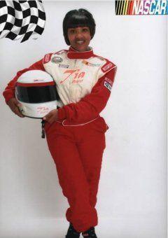 Tia Norfleet,first black women nascar racer.