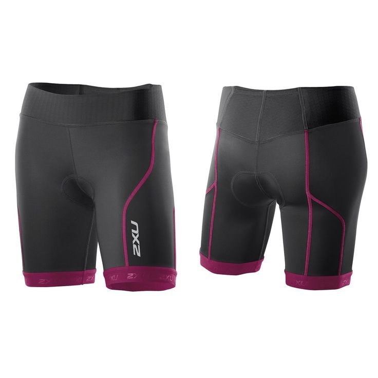 My Triathlon - 2XU Comp Tri Shorts - Women's, �50.00 (http://mytriathlon.co.uk/products/2XU-Womens-2013-Comp--Tri-Shorts-wt2331b-.html/)