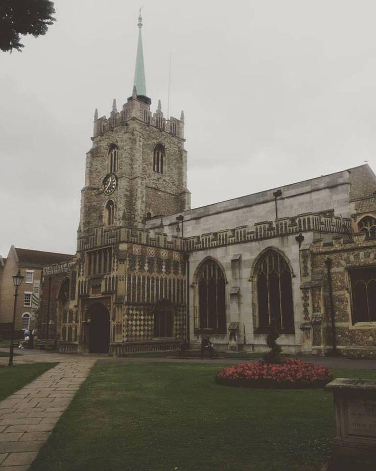 ' Observa totul ca si o posibila sursa de #educatie '   #Chelmsford Cathedral; # www.talosdarius.ro