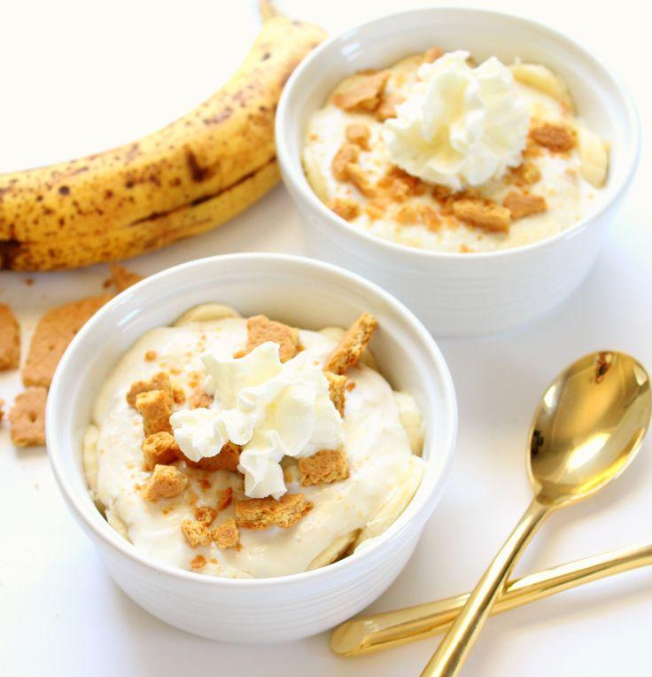 Banana Cream Pie - Joy Bauer
