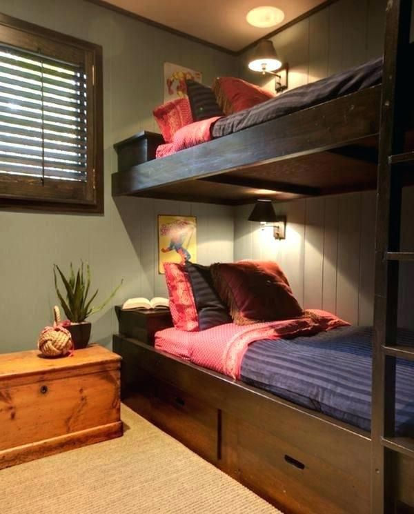 Bunk Bed Lighting Ideas Idea For Beds Inspirational Examples Of With