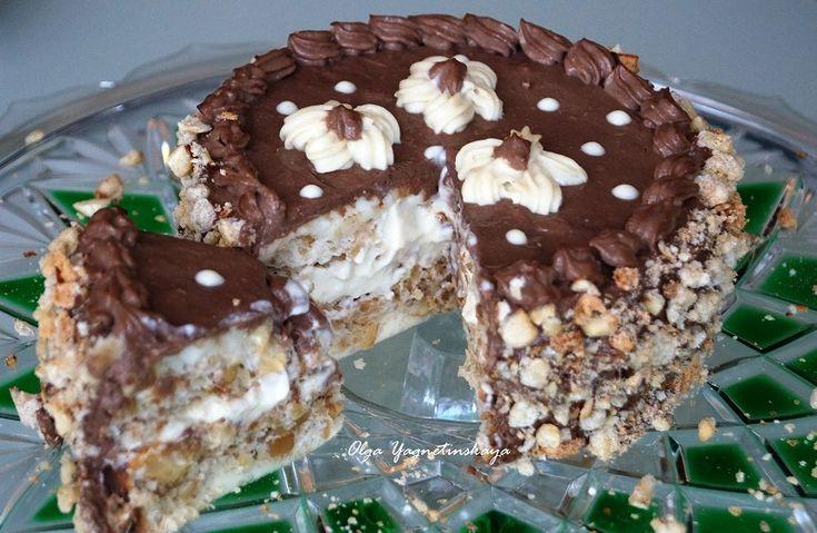 торт правильное питание рецепт