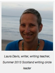 Talking #writing #poetry #Rumi and #Scotland with Kay Adams who founded The Center for Journal Therapy.