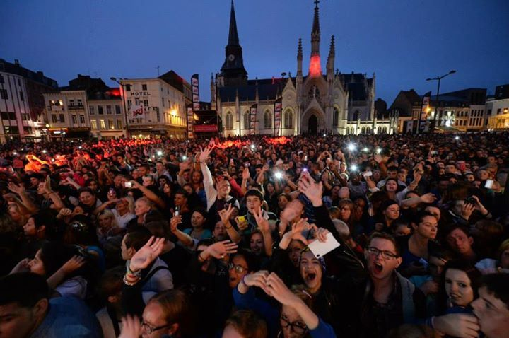 Concert NRJ du 12 juillet 2014 | © A loubry - Ville de Roubaix