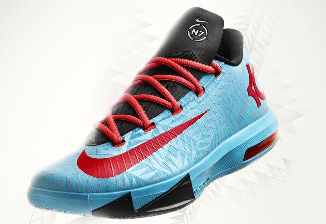 Releasing: Nike KD VI N7