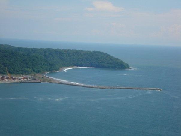 Desde Parapente- Puerto Caldera Costa Rica