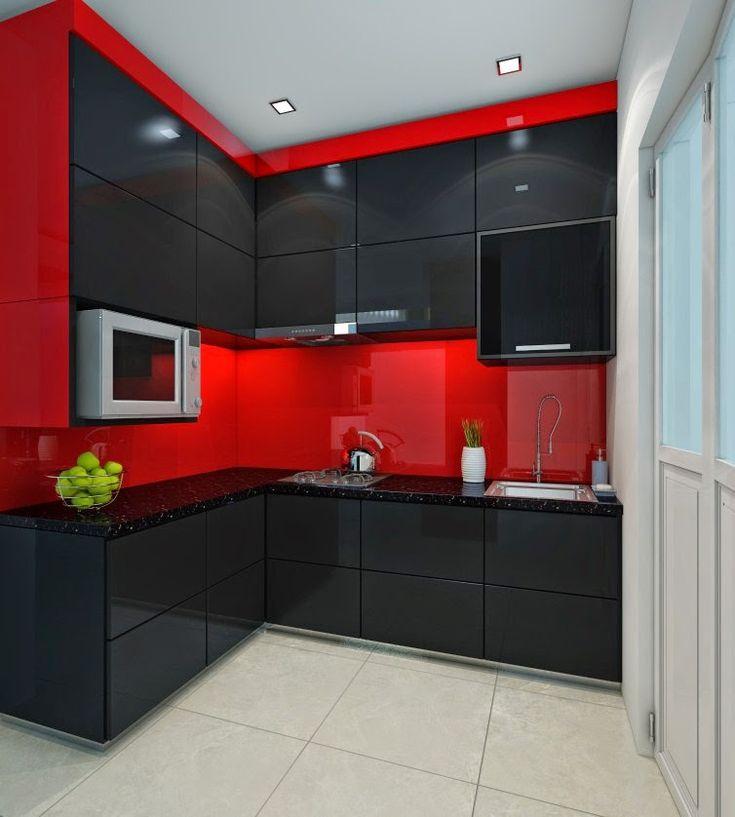 Interior Design For Kitchen Cabinet: Kitchen Cabinet On Pinterest
