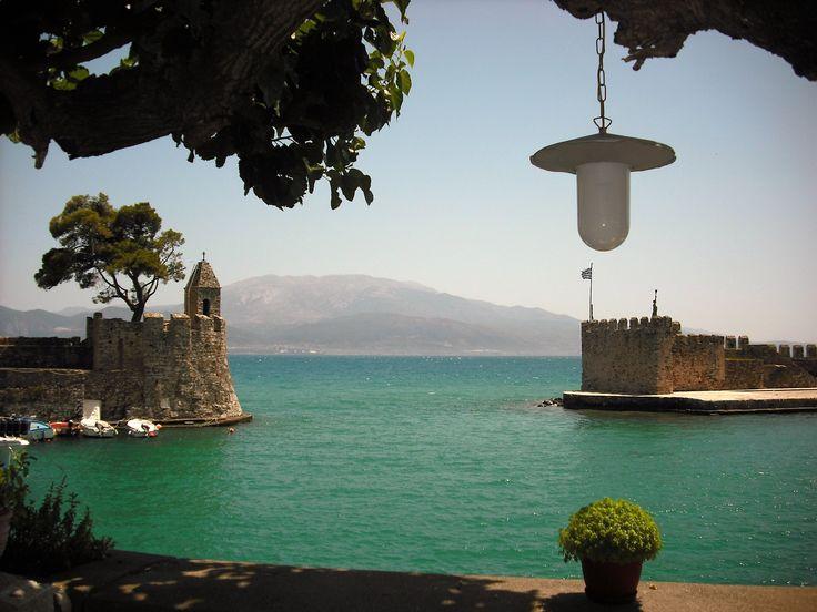 Ναύπακτος, Greece