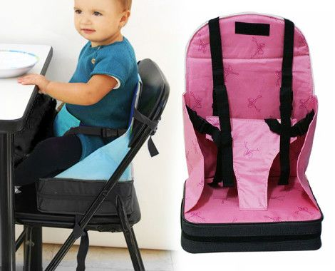 Give Your Kids A Boost At The Dinner Table The Easy Way. Grab A Portable High  Chair/booster Seat For $20 From Distribution Box. Easily Fold Up This Seat  And ...