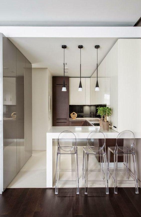 ideas para pintar una cocina vieja (3 | Kitchens, Interiors and House
