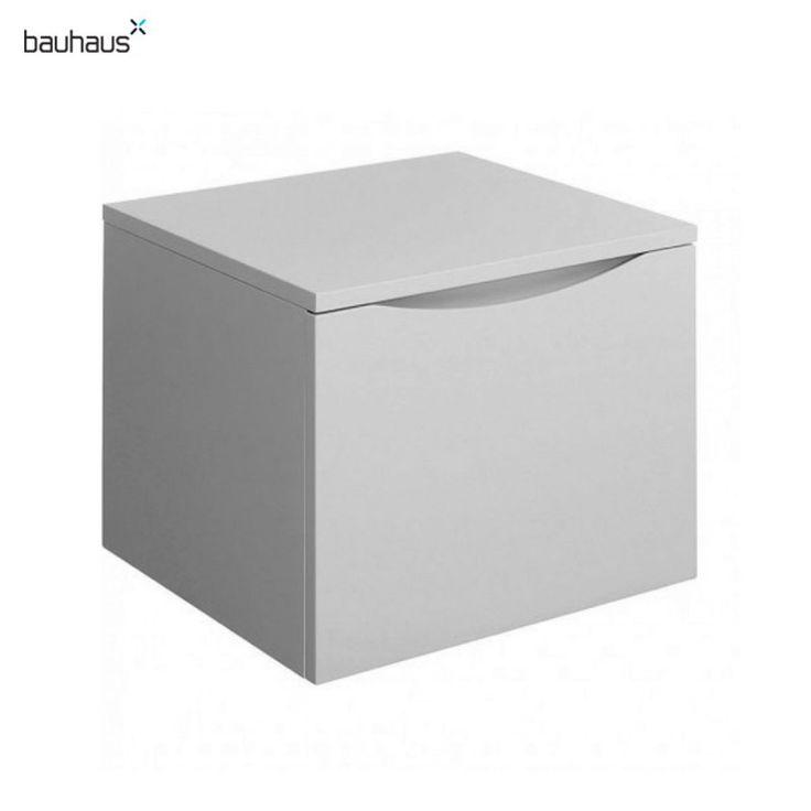Bauhaus Glide Ii Wall Hung Single Drawer Storage Unit