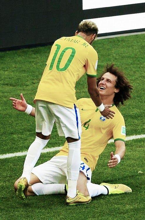 David Luiz.....it was an epic goal
