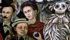 Diego Rivera  -   Dream of a Sunday Afternoon in Alameda Park