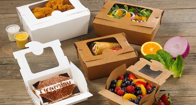 eco friendly food packaging