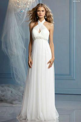 Vestidos de boda baratos df