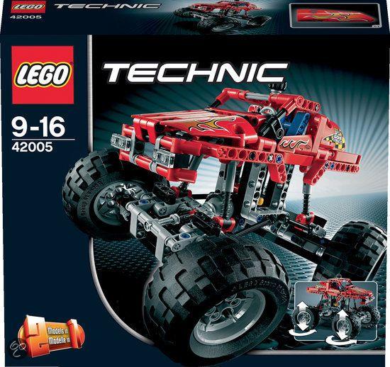 die besten 25 lego technic truck ideen auf pinterest. Black Bedroom Furniture Sets. Home Design Ideas