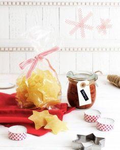Sternchen-Nudeln mit Tomatenpesto