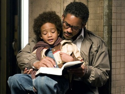 'The Pursuit of Happyness' (2006). How far would you go to turn your life around? Salesman Chris Gardner (played by Will Smith, who got a best actor Oscar nomination for the role), single dad, dreamed really big. He emerged with the six-figure job of his dreams. The real Gardner is now a multimillionaire with his own brokerage firm. For more, visit: www.tessfilmfest.in; www.facebook.com/TheEastSideStory
