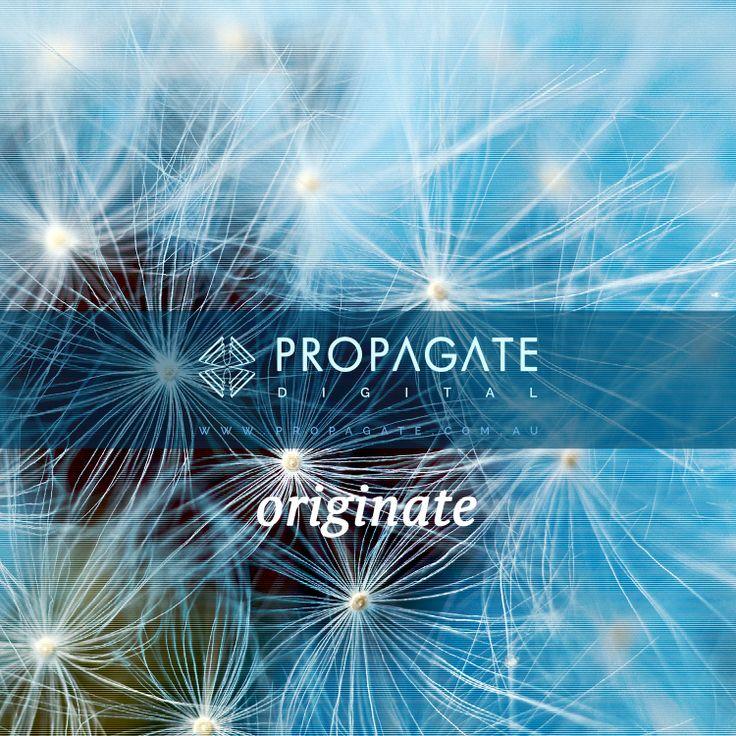 Propagate - Dandelion - Originate