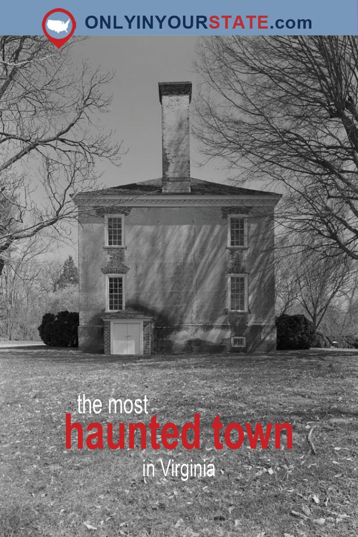 The creepy small town in virginia with insane paranormal activity scary placeshaunted