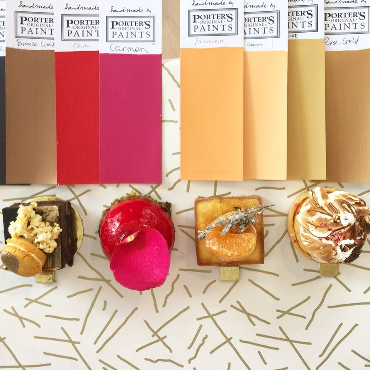 A wintery palette inspired by our palate after a visit to The Grounds of…