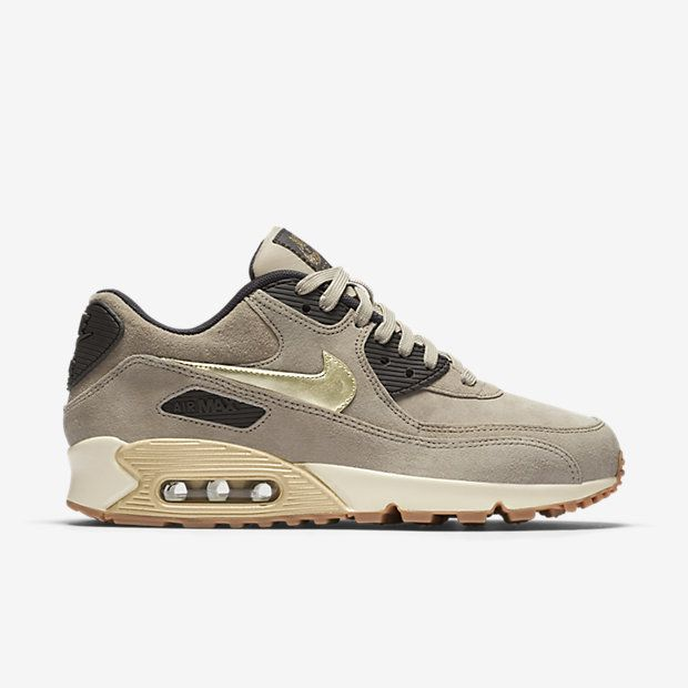 Nike Air Max 90 Premium Suede Women's Shoe