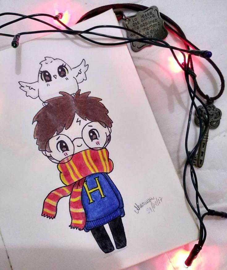 Harry Potter Drawing Arts Sh Artssh Desenho Drawing
