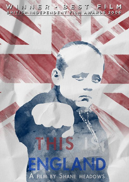 This Is England Poster.