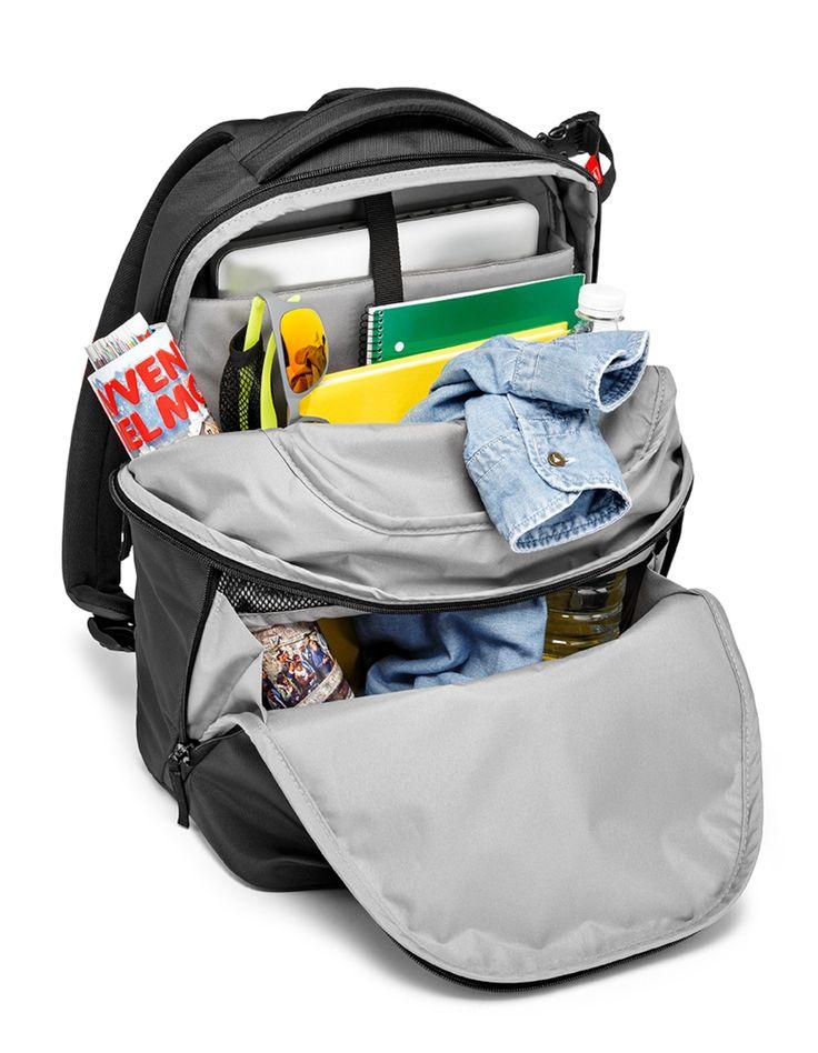 Рюкзак NX Backpack V для DSLR/CSC-камеры и ноутбука, серый
