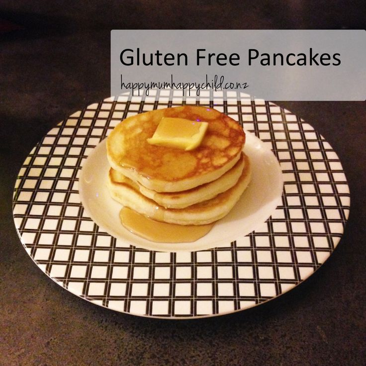 Gluten Free Pancakes by Happy Mum Happy Child