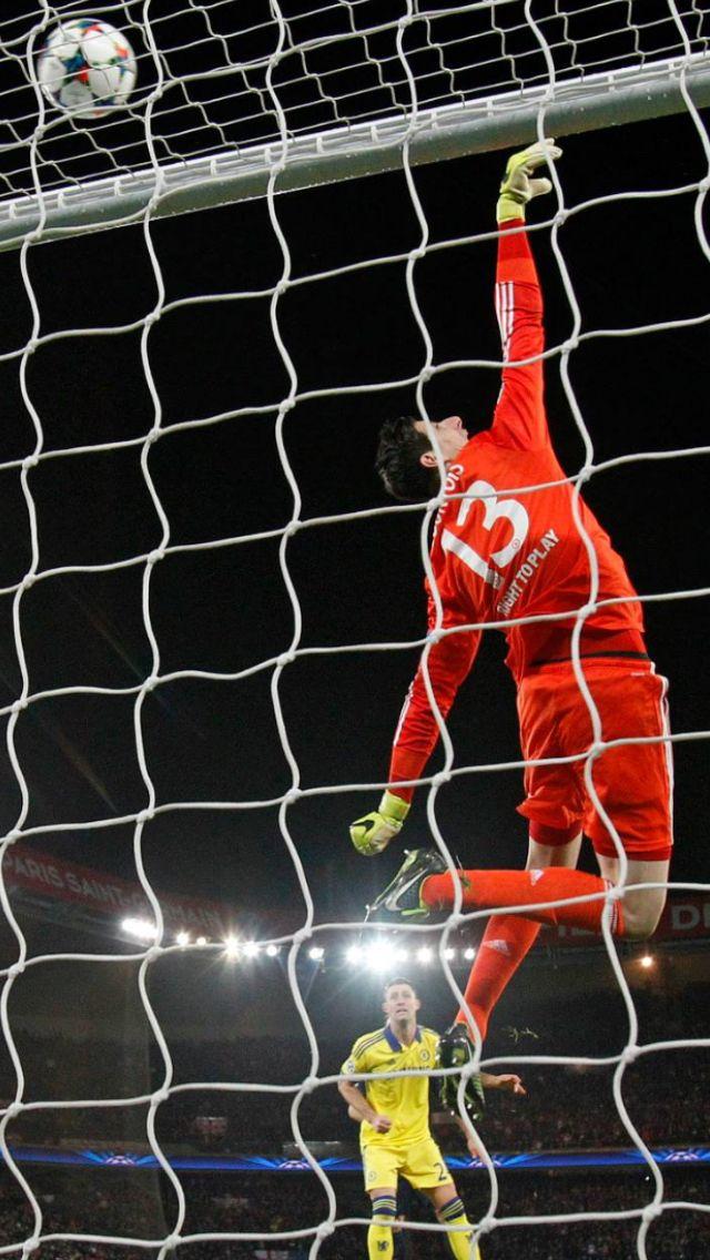 Thibaut Courtois, Belgium (KRC Genk, Chelsea FC, Belgium)