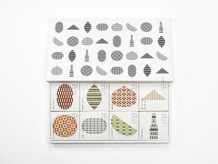 Yawairo Uiro by Enjin Inc. D&AD Award Winner (Packaging Design)