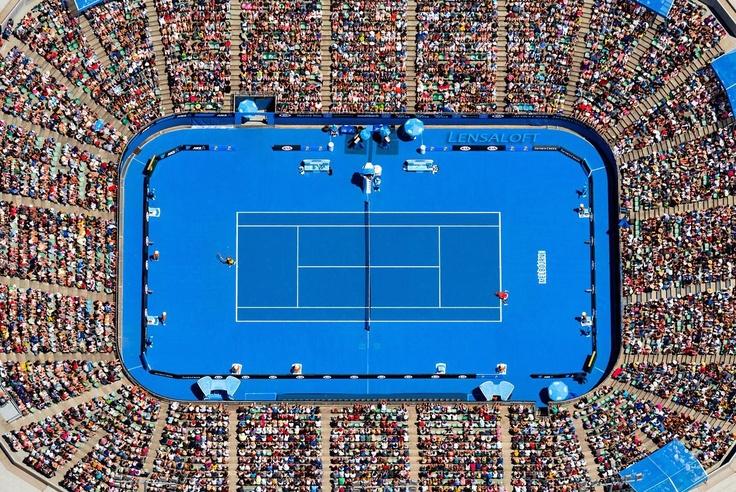 Australia Open, Melbourne