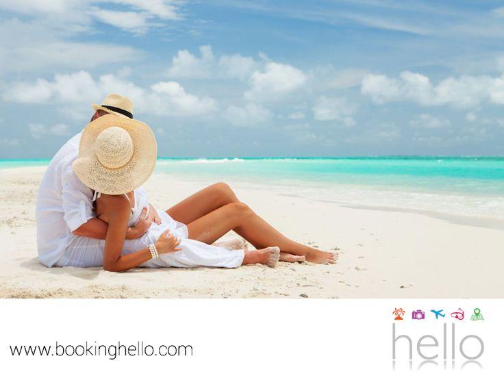 VIAJES EN PAREJA. En Booking Hello ideamos la manera de hacer de tus viajes al Caribe, una forma de vida. Sorprende a tu pareja con un viaje todo incluido a República Dominicana o México y adquieran los mejores descuentos para más de 80 mil hoteles en el mundo, alquiler de autos y líneas de cruceros. Te invitamos a visitar nuestro sitio web, para que conozcas más sobre nosotros y los detalles de cada uno de nuestros packs. #bookinghello #vuelosmexico