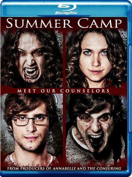 Летний лагерь / Summer Camp (2015/BDRip/HDRip)  Сюжет фильма затронет четверых американцев, которые решили поработать в лагере для детей в Испании. Ребята радуются жизни, бегают по лесу с завязанными руками и глазами (это у них игра такая на доверие), пока на них в это время таращится какой-то странный татуированный мужик. После прогулки по лесу они стали возвращаться в лагерь на старенькой машинке. Но неожиданно на дороге появляется другой бородатый мужик, который испражняется на машину…