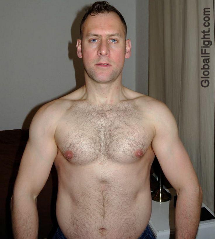 Wrestling Hairy 40