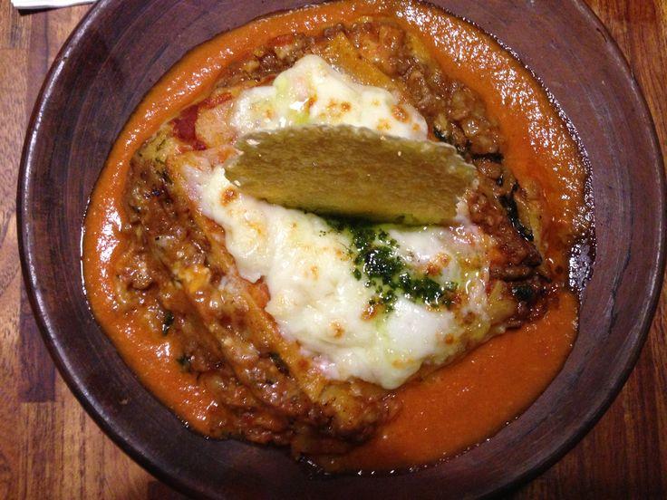 Lasagna at Pad@28, SCBD Jakarta Indonesia