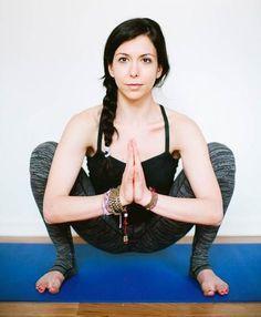 Yoga for Back Pain: Squat