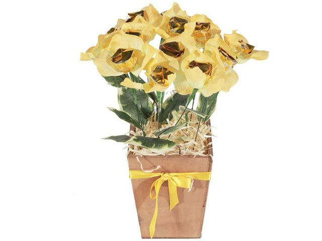 Yellow Bloom at Chocolates Bouquets | Ignition Marketing Corporate Gifts