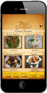 Yemek Tarifleri App Store da, kendi kategorisinde 1. ! - appwoX Mobil Uygulama Yazılım