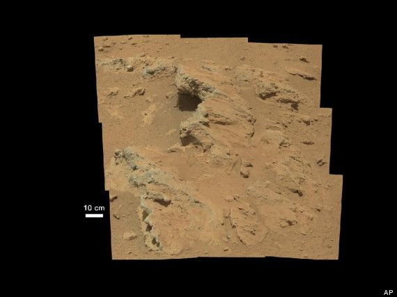 Mars Water: NASA's Curiosity Rover Finds Signs Of Ancient Stream