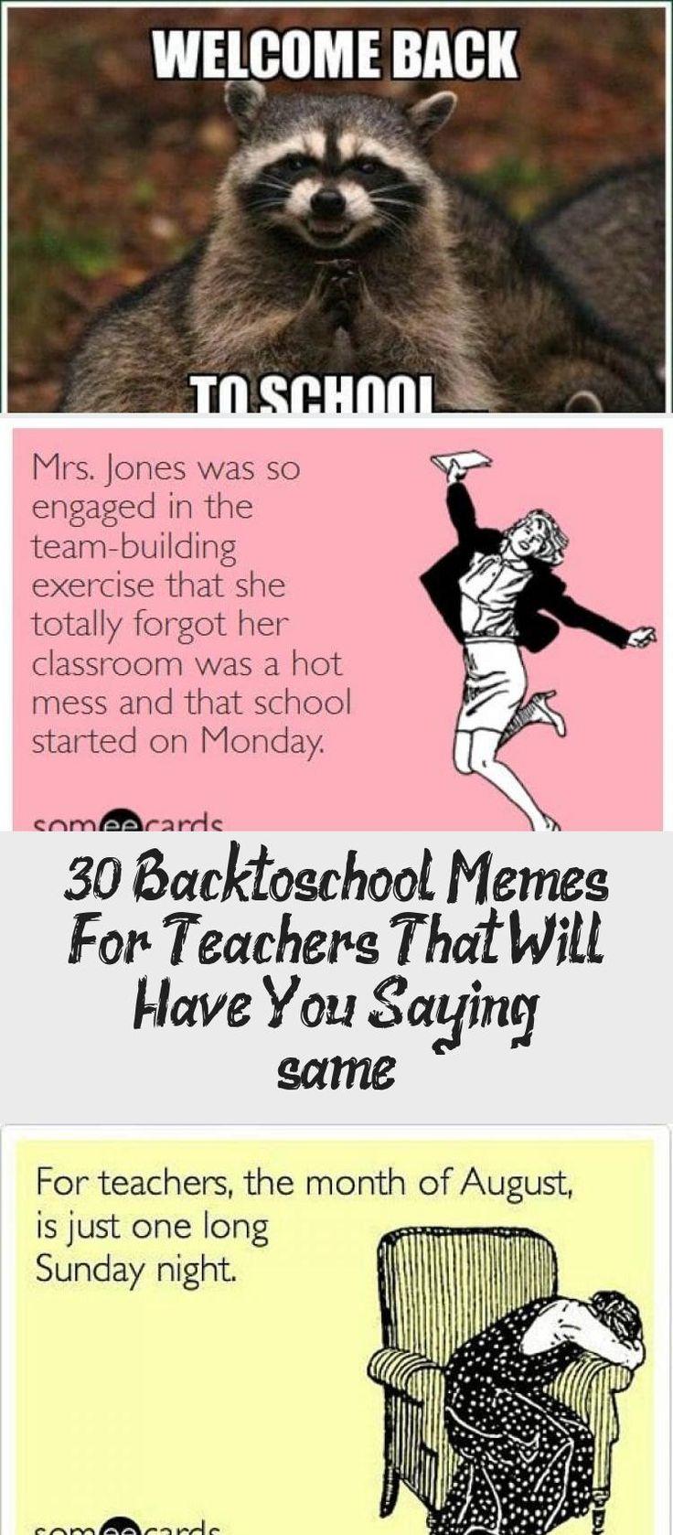 30 Back To School Memes For Teachers That Will Have You Saying Same Humor School Memes Teacher Memes School Humor