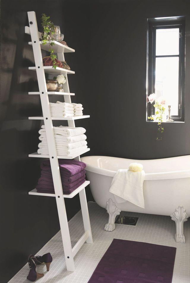 47 best Sdb images on Pinterest | Bathrooms, Bathroom ideas and Room