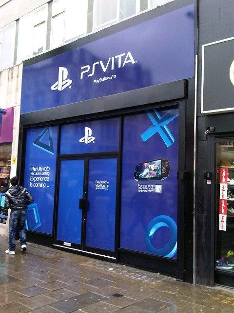 PlayStation Shop in London!