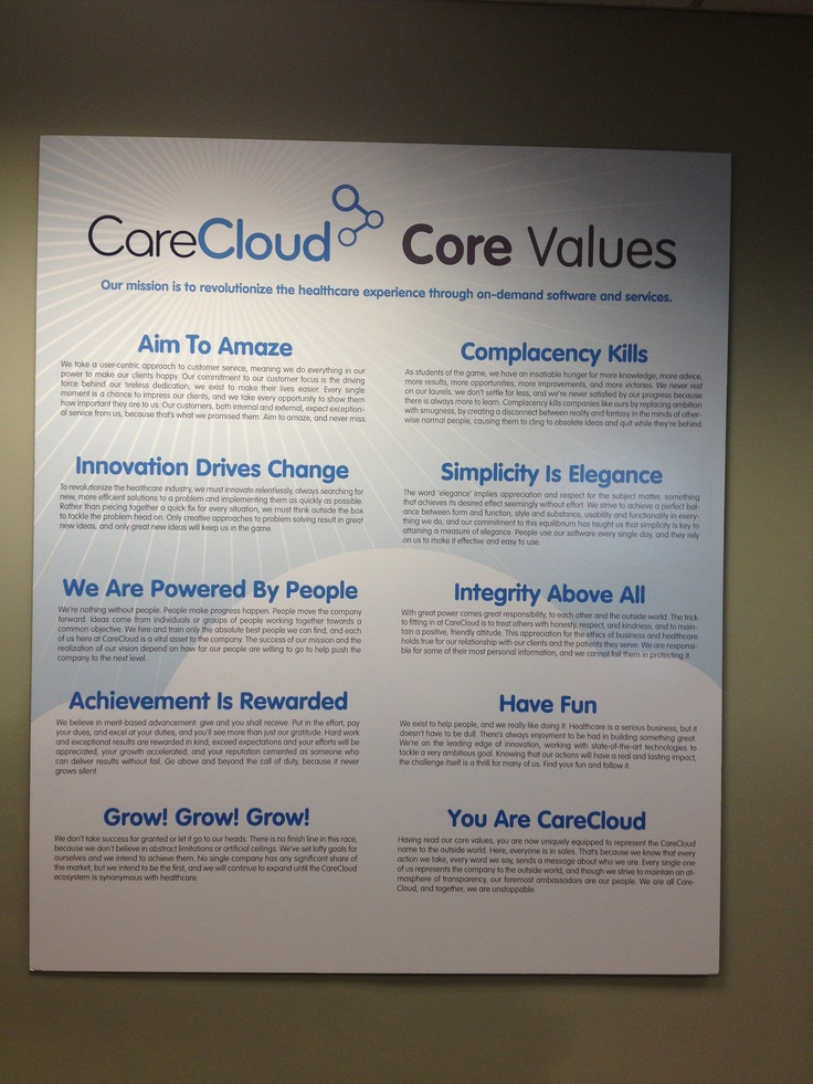zara s core values It often reflects the core values and beliefs of the upper management in an organization  zara zara is an innovating clothing company which sells clothes .
