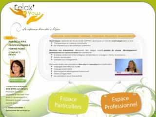 Sophrologie Dijon, Relaxation Dijon