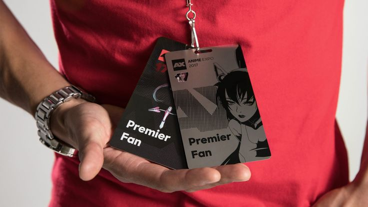 Anime Expo – Design for Merchandise, Apparel, and Collectibles