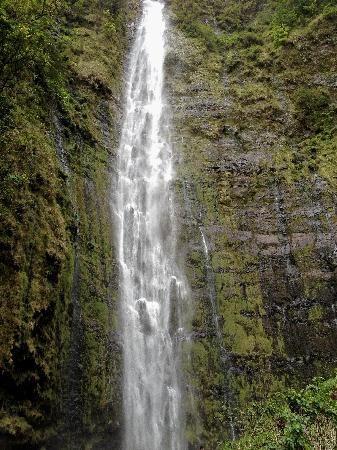 Road to Hana: haleakala national park falls